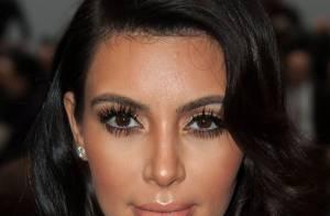 Kim Kardashian lembra dificuldade de engravidar: 'Tenho óvulos de mulher de 50'