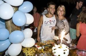 Bruno Gagliasso lança site e ganha festa de aniversário em Fernando de Noronha