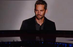 MTV Movie Awards 2014: Paul Walker recebe homenagem de Vin Diesel. 'Irmão'