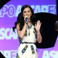 A cantora vai começar a turnê 'Prismatic'