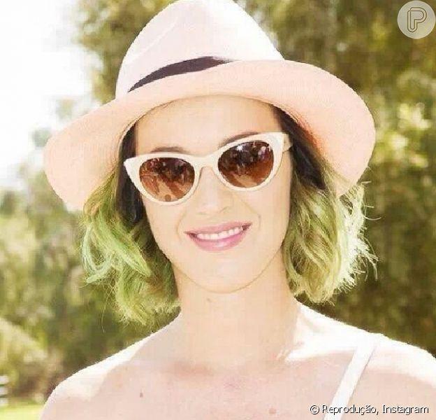 Katy Perry está feliz solteira e não pensa em começar um novo relacionamento tão cedo
