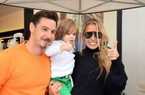 Adriane Galisteu comemora alta hospitalar após pneumonia: 'Vou pra casa'