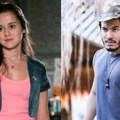 'Além do Horizonte': Matias perde as esperanças com Celina e beija Sandra