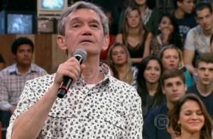 Bruna Marquezine fica sem graça com pergunta sobre Neymar no 'Altas Horas'