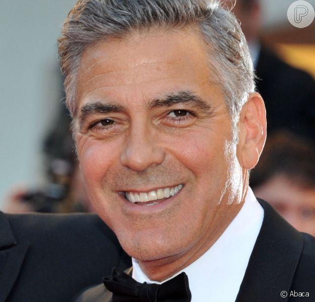 George Clooney completa 53 anos nesta terça-feira, 6 de maio de 2014