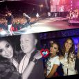 Anitta posa com Charles Porch, social media do One Direction
