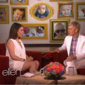 Mila Kunis vai a programa especial para mães e fala sobre gravidez pela 1ª vez