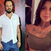 Paulinho Vilhena começa namoro com tatuadora apresentada a ele por Thaila Ayala