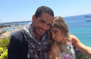 Cannes 2014: Grazi Massafera dá beijinho no ombro antes de tapete vermelho