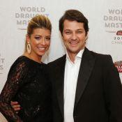 Marcelo Serrado e Carol Castro prestigiam evento no Festival de Cannes 2014