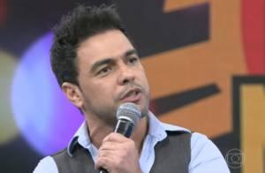 Zezé Di Camargo fala sobre relação com Zilu após divórcio: 'Não vou abrir mão'