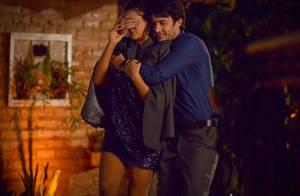 'Em Família': Luiza e Laerte tem primeira vez nesta terça-feira. Veja fotos