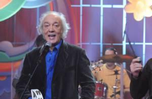 Erasmo Carlos comenta volta aos palcos após morte do filho:  'A vida segue'