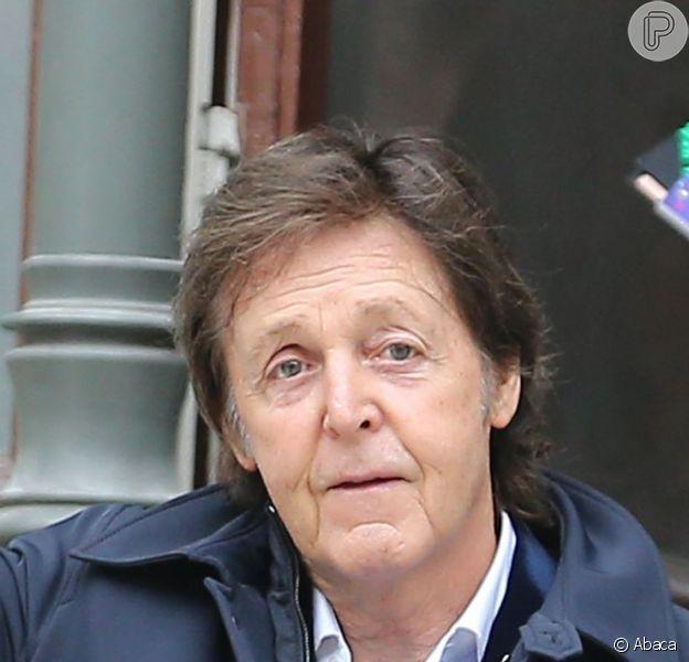 Paul McCartney dá entrada em hospital de Tóquio após anunciar cancelamento de shows