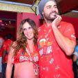 Thiago Lacerda e Vanessa Lóes estão casados há sete anos
