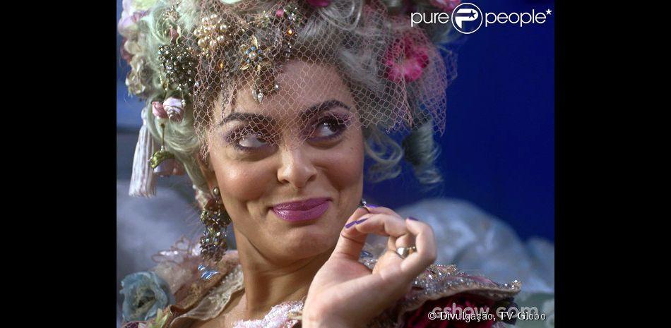 2a6f65bb6 Juliana Paes explica gesto com as mãos de Catarina em  Meu Pedacinho ...