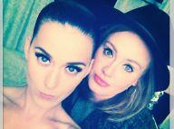 Adele impressiona ao aparecer com rosto mais fino ao lado de Katy Perry em foto