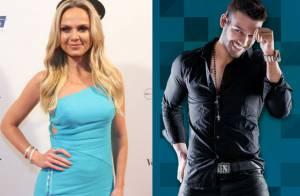 Eliana e cantor sertanejo Lucas Lucco são vistos em clima de romance, diz jornal
