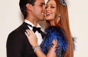 Pose de Marina Ruy Barbosa e marido, Xande Negrão, é elogiada por fãs: 'Pegada'