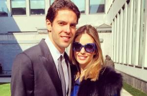 Jogador Kaká e Carol Celico terminam casamento após oito anos. Assessoria nega