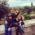 Carol Celico teve dois filhos com Kaká: Luca e Isabella