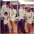 Kaká e Carol Celico terminam casamento de oito anos, diz revista
