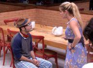 'BBB18': Nayara discute com Lucas e Jaqueline enfrenta Mahmoud. 'Dissimulado'