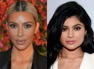 Kim Kardashian diz que irmã Kylie Jenner foi feita para ser mãe: 'Orgulhosa'