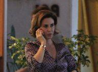 Guilhermina Guinle toma vinho com amigas e posa com fã em restaurante no Leblon