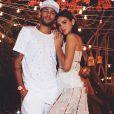 Bruna Marquezine foi à Paris para comemorar o aniversário de 26 anos de Neymar