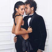 Bruna Marquezine combina casaco de R$ 1,8 mil com Neymar: 'Meu stylist'. Foto!