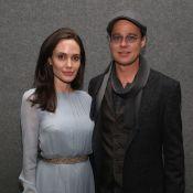 Angelina Jolie e Brad Pitt mantêm relação amigável, assegura fonte. 'Por filhos'
