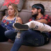 'BBB18': Lucas tem nova DR com Jéssica e Breno tenta beijar Paula após festa