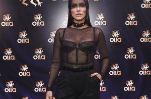 Cleo Pires deixa lingerie de R$ 500 à mostra em festa pré-carnaval. Fotos!