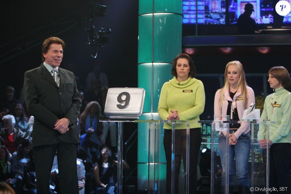 Silvio Santos vai resgatar o programa 'Topa ou Não Topa', mas deve entregar o game show à filha Patricia Abravanel