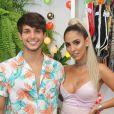Jade Seba é namorada do ator Bruno Guedes