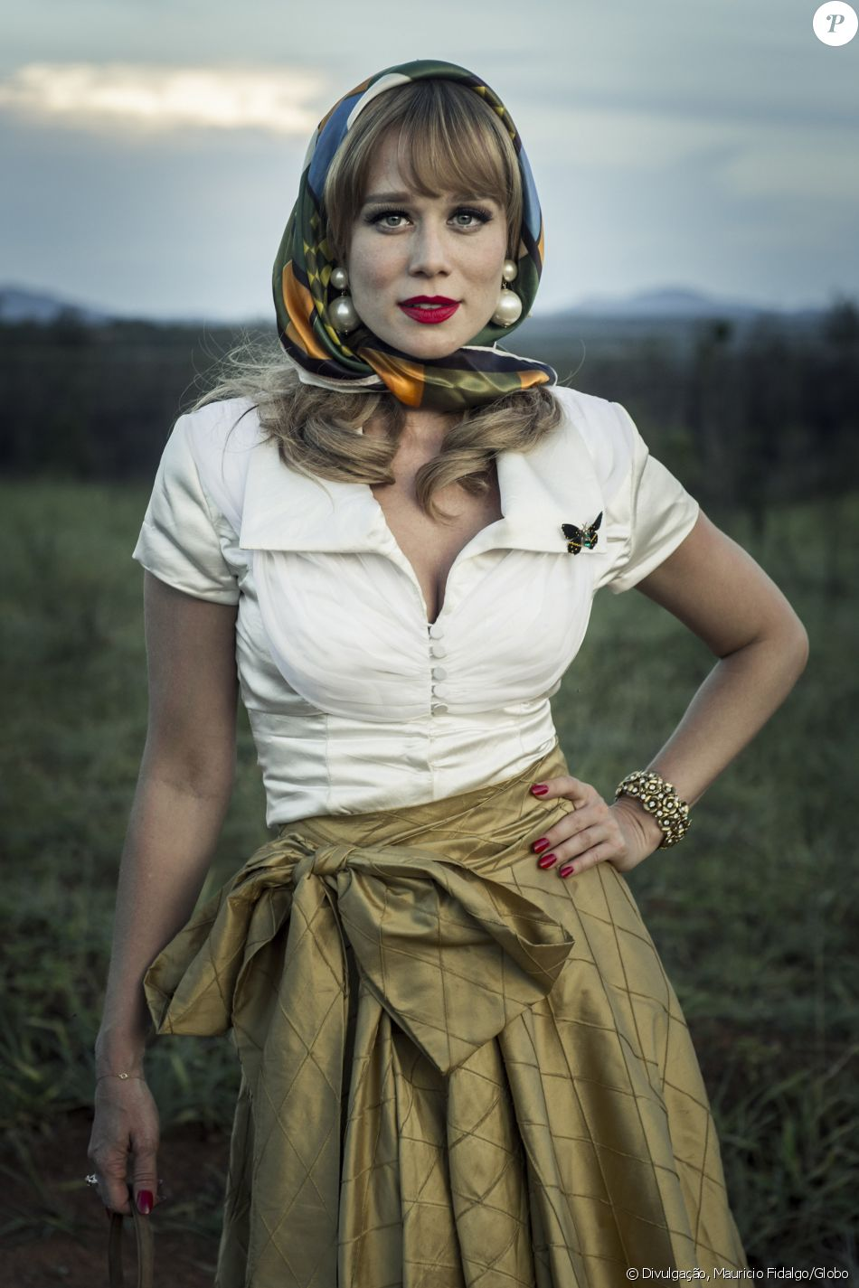Mariana Ximenes interpretará uma ex-miss na minissérie 'Se Eu Fechar os Olhos Agora'