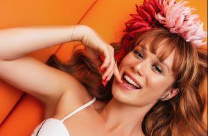 Mariana Ximenes aposta em glitter biodegradável para Carnaval: 'Adoro purpurina'