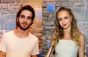 Sem assumir relação, Fiuk e Isabella Scherer são vistos em clima de romance
