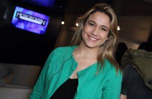 Fernanda Gentil diz que namorada não gosta de expor fotos do casal: 'Olho-gordo'