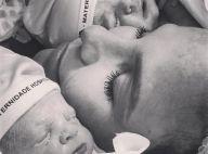 Ivete Sangalo comemora nascimento das gêmeas: 'Nosso sonho está só começando'