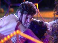 'BBB18': Paula dá selinho em Breno, mas recusa beijo por Ana Clara. 'Não posso'