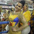 Maraisa, da dupla com Maiara, voltou a exibir a silhueta mais magra no Carnaval