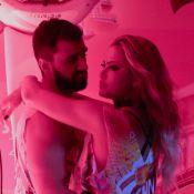 Ellen Rocche e o namorado, Rogério Oliveira, curtem camarote em Salvador. Fotos!