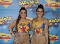 Rainhas do Carnaval? Maiara e Maraisa contam se topariam o desafio. Vídeo!