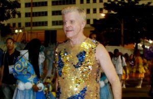 Homenageado pela Unidos da Tijuca, Miguel Falabella comemora: 'É só alegria'