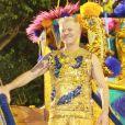 Miguel Falabella foi homenageado no carnaval da Unidos da Tijuca