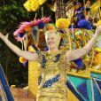 Miguel Falabella é enredo da Unidos da Tijuca, que abre a segunda noite de desfiles do Grupo Especial, nesta segunda-feira, 12 de fevereiro de 2018. 'Hoje é só alegria', festeja ao Purepeople