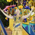 Miguel Falabella vibrou com a homenagem da Unidos da Tijuca neste carnaval: 'Ser homenageado por uma escola de samba, ser enredo, acho que é uma das grandes emoções que uma pessoa, uma artista pode ter na vida'