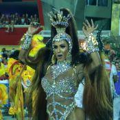 Gracyanne Barbosa estreia como rainha da Ilha: 'Dedicar como debutante'